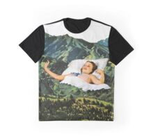 Rising Mountain Graphic T-Shirt