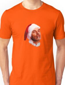Bad Santa Smoking Unisex T-Shirt