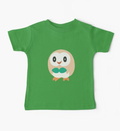 Rowlet - Pokemon Sun and Moon Baby Tee