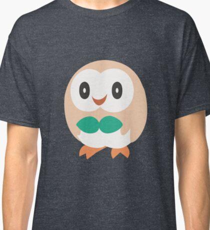 Rowlet - Pokemon Sun and Moon Classic T-Shirt