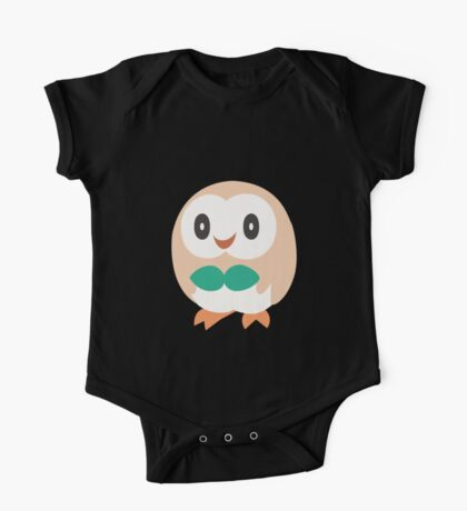 Rowlet - Pokemon Sun and Moon One Piece - Short Sleeve