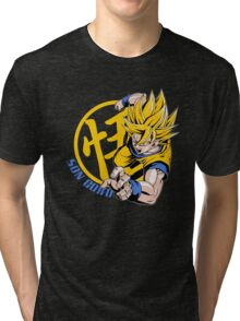 goku Tri-blend T-Shirt