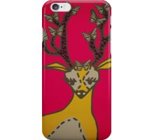 Feline is going out to a party... iPhone Case/Skin
