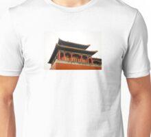Forbidden City Building Unisex T-Shirt