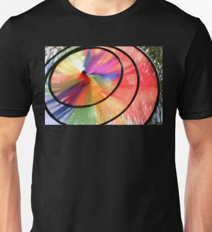 Wind Wheel Unisex T-Shirt