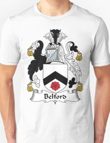 Belford Coat of Arms (English) T-Shirt