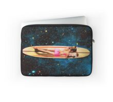 Pleiadian Surfer Housse de laptop