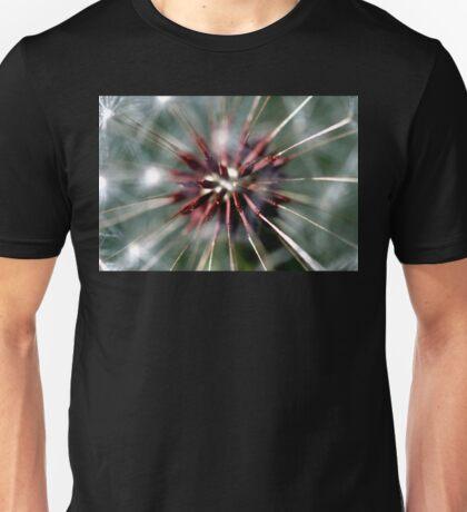 Dandelion Seed Head Unisex T-Shirt