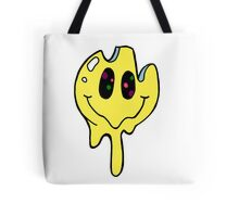 Psychedelic smiley Tote Bag