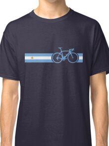 Bike Stripes Argentina Classic T-Shirt