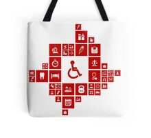 Medicine the designer Tote Bag