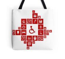 Medicine the designer Tote Bag