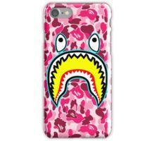 pink ape iPhone Case/Skin