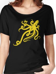 Asha Kraken Women's Relaxed Fit T-Shirt