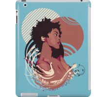 =Lauryn Hill///Killing Me Softly With This Song= iPad Case/Skin