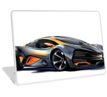 Lada Raven Vector Art Laptop Skin