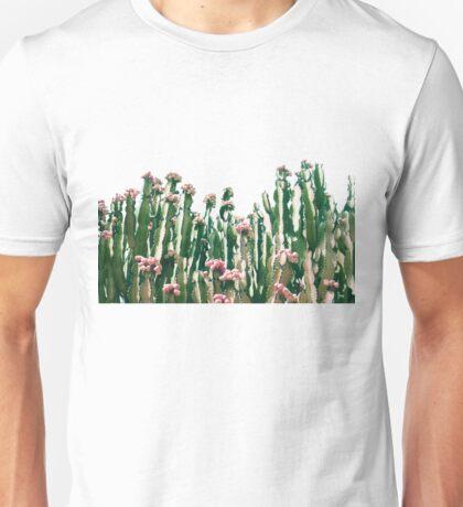 Blush Cactus #redbubble #lifestyle T-Shirt