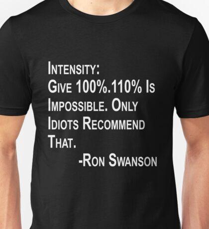 Intensity Unisex T-Shirt
