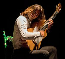 El Guitarrista Flamenco by MikeSquires