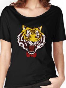 Yuri Plisetsky Tiger  Women's Relaxed Fit T-Shirt
