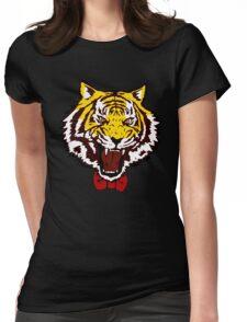 Yuri Plisetsky Tiger  Womens Fitted T-Shirt