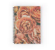 Burning Sun Spiral Notebook