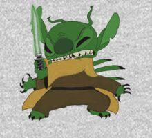 Yoda Stitch One Piece - Long Sleeve