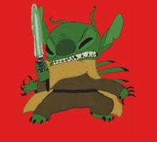 Yoda Stitch Baby Tee