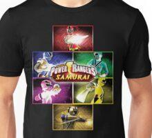 POWER RANGERS SAMURAI MORPH Unisex T-Shirt