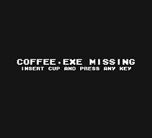 Coffee.exe Missing by ZedEx