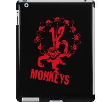 Twelve Monkeys iPad Case/Skin