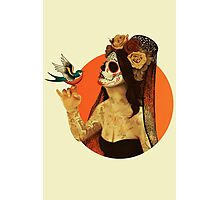 Calavera Princess Photographic Print