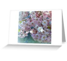 Blossoming Tree - Early Spring  Greeting Card