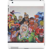 Muppets iPad Case/Skin