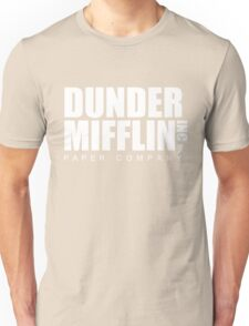 DUNDER Paper Company Unisex T-Shirt