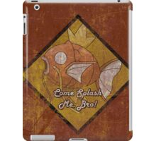 Magikarp:The Beast Within iPad Case/Skin