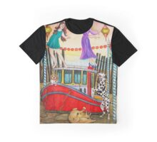 Four of Wands Graphic T-Shirt