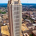 Above The Rest - 191 Peachtree On The Atlanta Skyline by Mark Tisdale