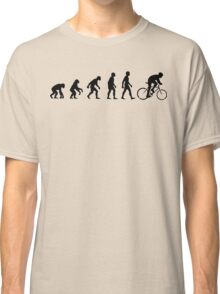 Bicycle Evolution Classic T-Shirt