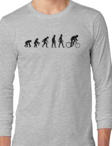 Bicycle Evolution Long Sleeve T-Shirt