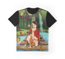 Five of Cups Graphic T-Shirt