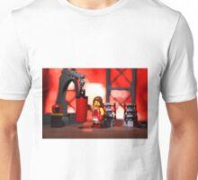 Kickboxer Unisex T-Shirt