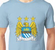 manchester city best logo Unisex T-Shirt