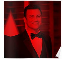 Jimmy Kimmel - Celebrity (Square) Poster