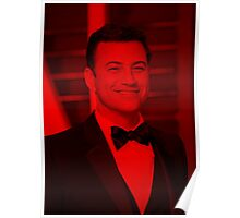 Jimmy Kimmel - Celebrity Poster