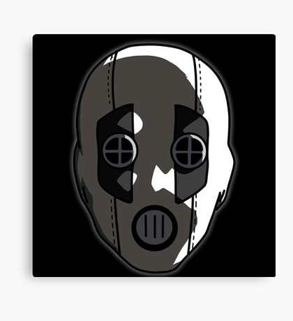 akame ga kill mask Canvas Print