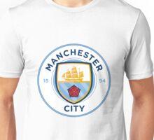 manchester city fc Unisex T-Shirt