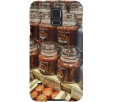 Yankee candle store Samsung Galaxy Case/Skin
