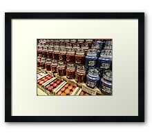 Yankee candle store Framed Print