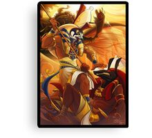 Redeeming The Father Canvas Print